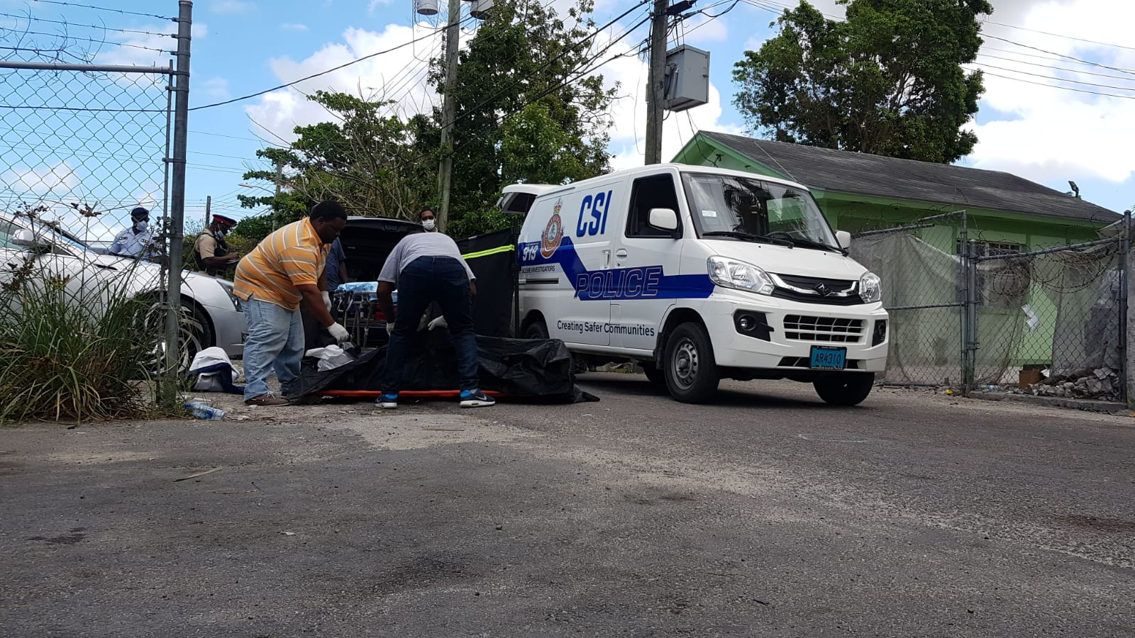 Man shot dead in Centreville
