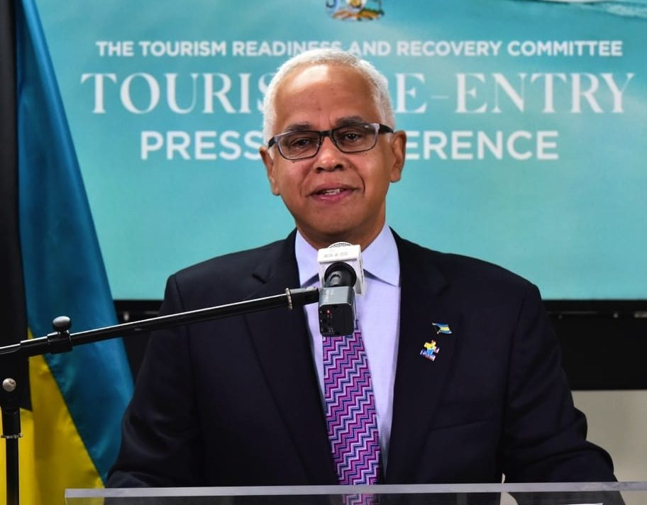 Tourism minister projects 70 percent drop in annual visitor arrivals