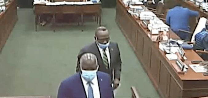 Speaker Wars: Opposition walk out after privilege breach denied