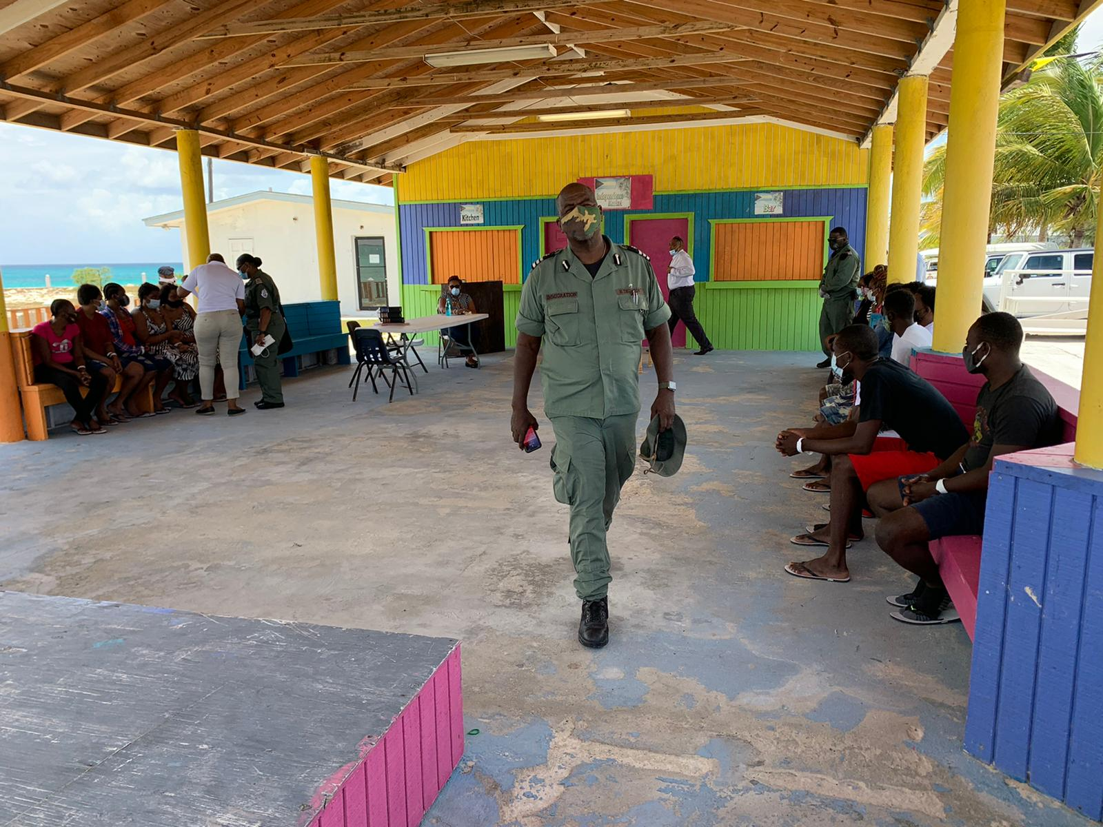 21 Haitian migrants repatriated