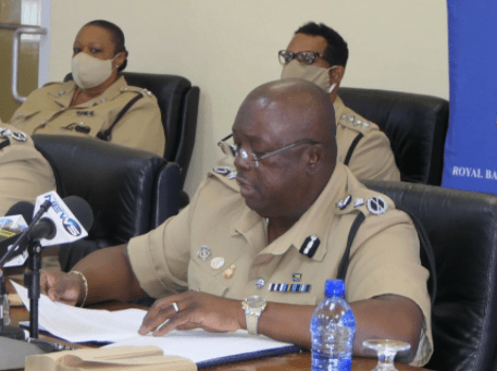 Police commissioner: No critical shortage of officers