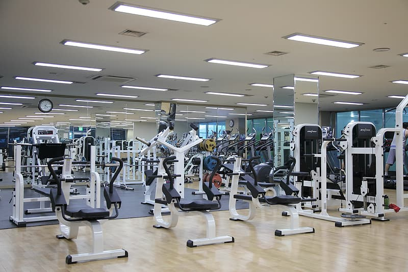 Gym operator grateful to be open again