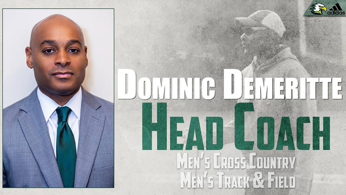 Dominic Demeritte to lead men's cross country, Track and Field Programme at Life University