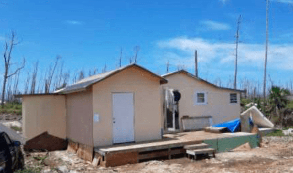 Eviction notices issued to over 50 shantytown residents in Abacos