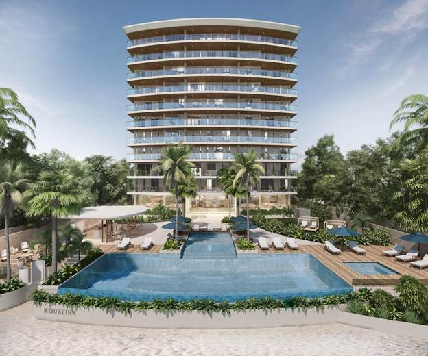 Aristo Unveils New $100 Million Oceanfront Cable Beach Luxury Condo Project