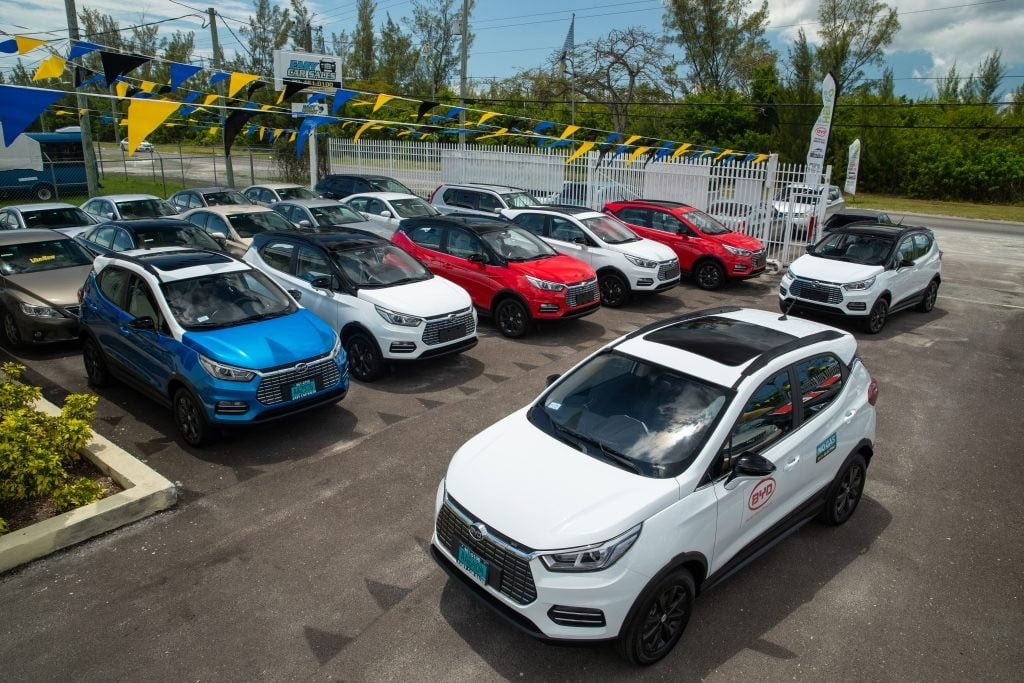 Incentives and government lead could drive greater electric vehicle adoption, says dealer