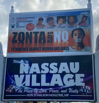 NEW BLOOD: Political newcomers vie for Nassau Village constituency