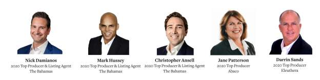 Damianos Sotheby's International Realty announces top producers and listing agents for 2020