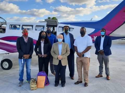 Natural resources committee visits Andros