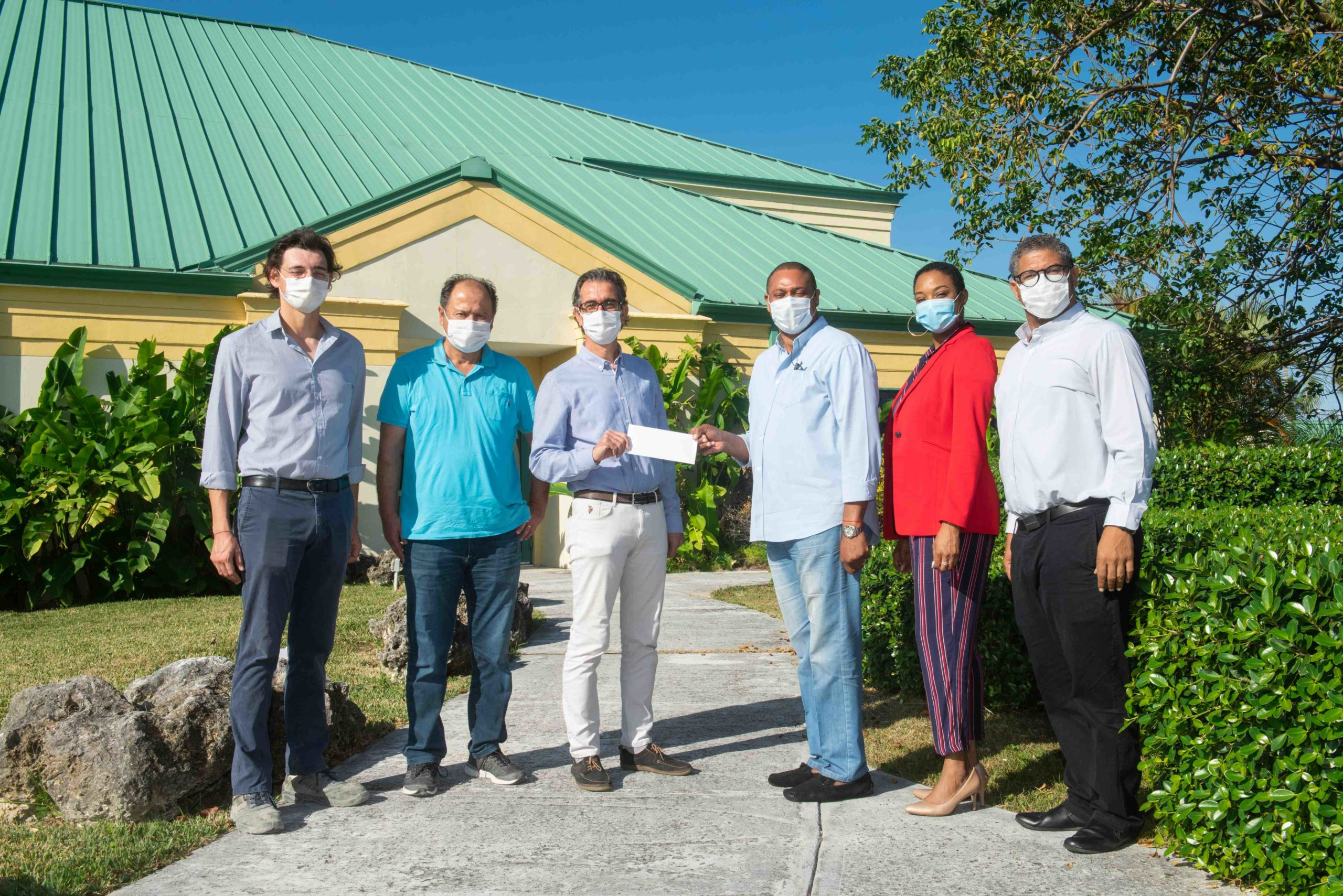 """NPCC's """"Help a Victim"""" programme continues with ENKA donation"""