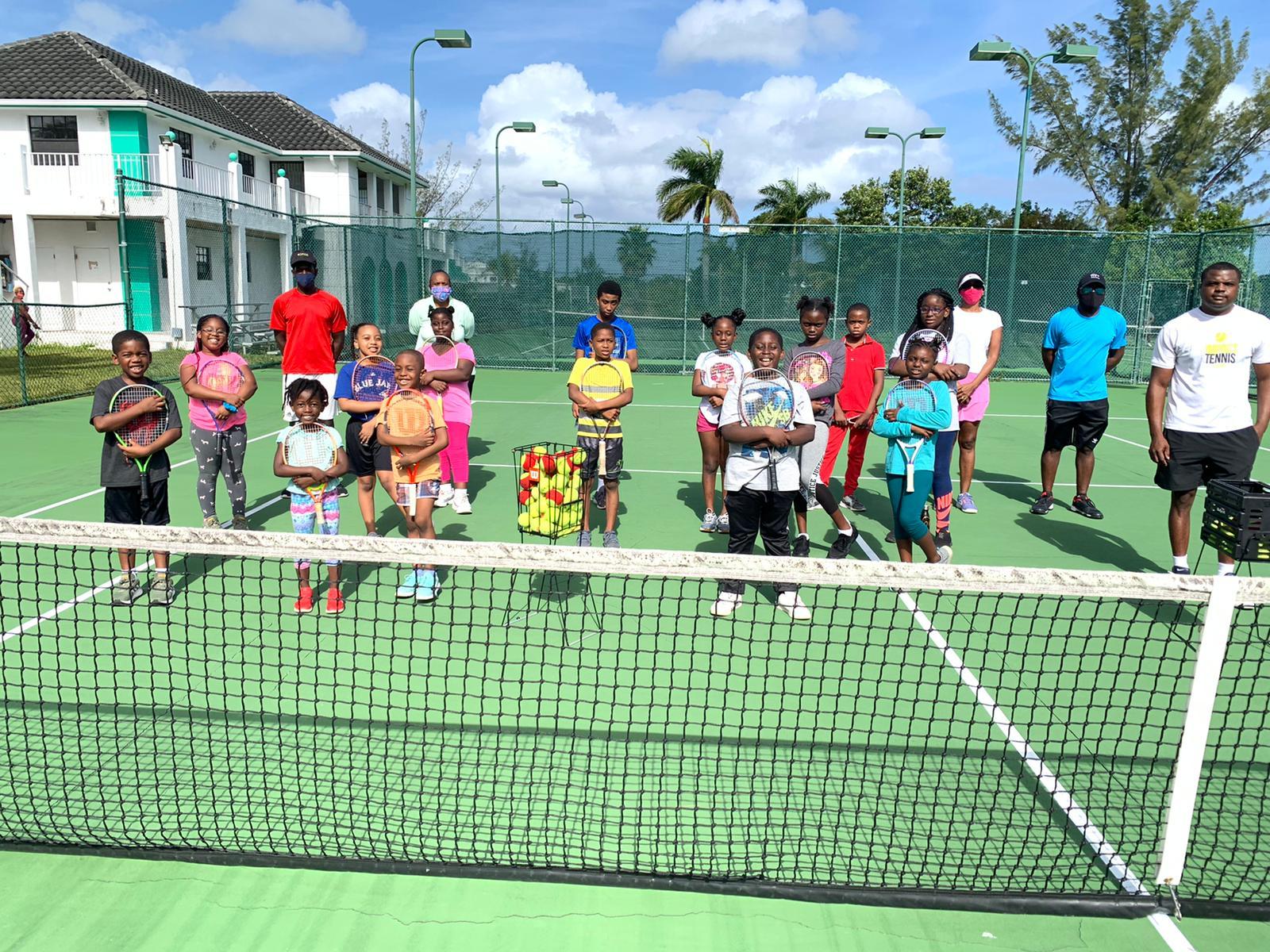 BLTA Play Tennis youth program resumes