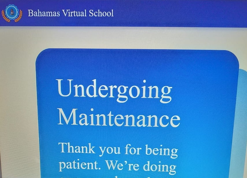 MOE virtual learning platform down; contingency plan in place for schools