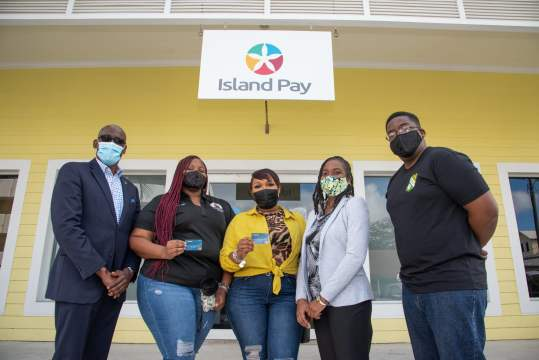 Island Pay celebrates Mastercard prepaid debit card partnership with customer giveaway