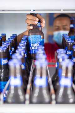 """Bud Light says 25% of its beers coming into country are """"unofficial imports"""""""