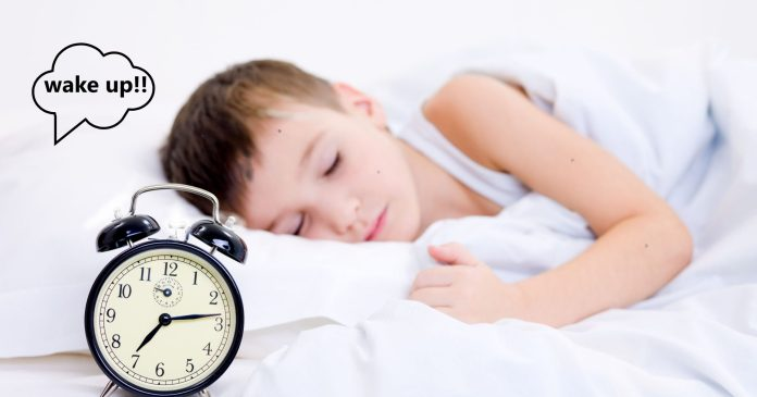 how to teach kids about time