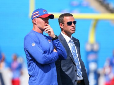 Patience pays: GM Brandon Beane weighs in on extension