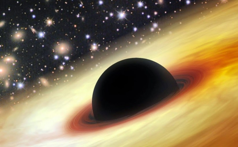 Discovered: Monster Black Hole Marking The Brightest And The Largest.