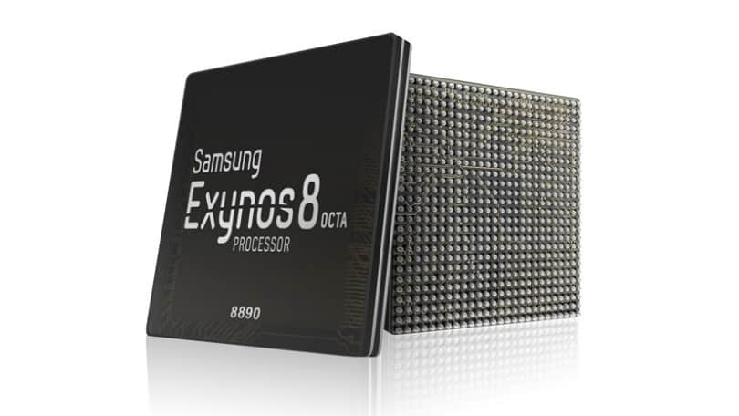 Samsung unveils the Exynos 8 Octa CPU