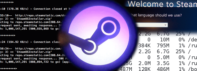 Steam Machines: slower at gaming than Windows PC