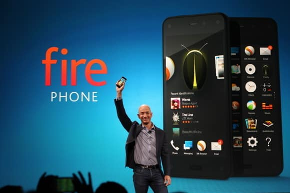 Amazon Fire Phone (2014-2015)