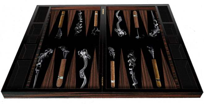 cigar-backgammon-board