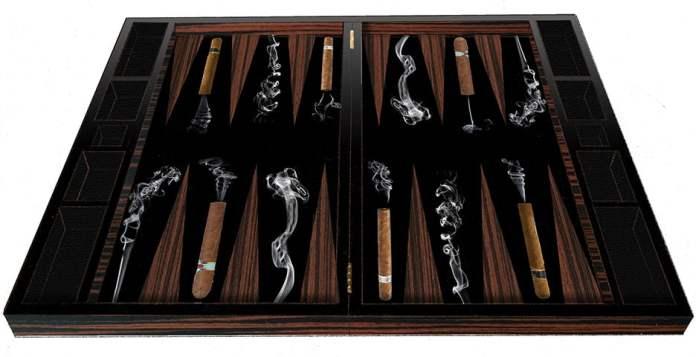 cigar-backgammon-board