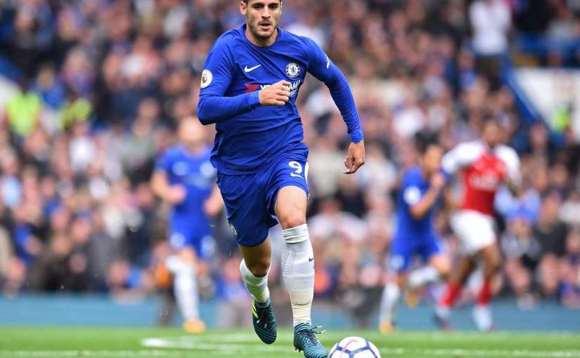 Alvaro Morata joins Atletico Madrid on 18-month loan deal