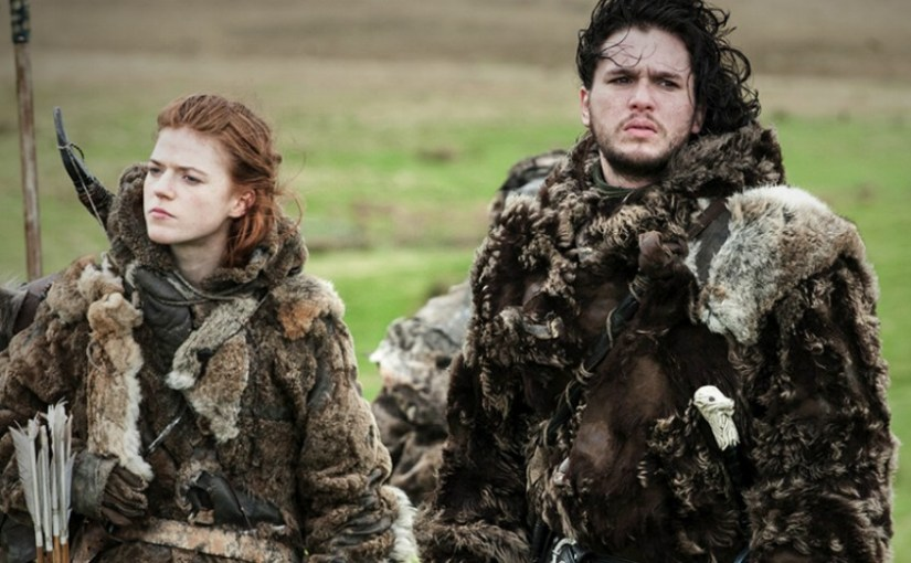 Kit Harington (Jon Snow) in Game of Thrones, revealed how much he knows about the series ending