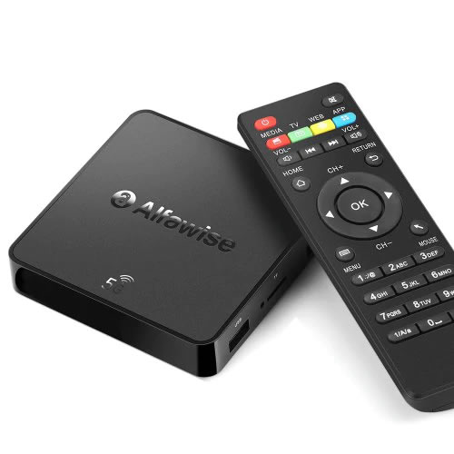 Alfawise A8 Pro Android TV Box