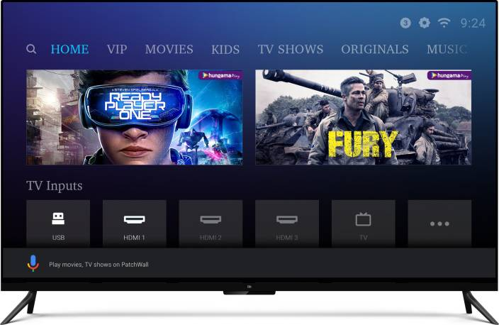 Xiaomi Mi  Smart TV 4 Comes with Built-in Online Video and Application Store