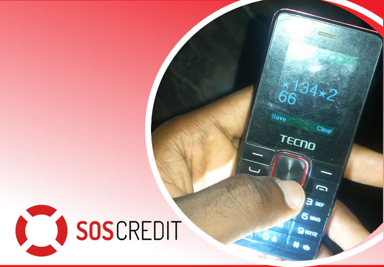 How to Borrow Credit & Data from Ghana Network Providers
