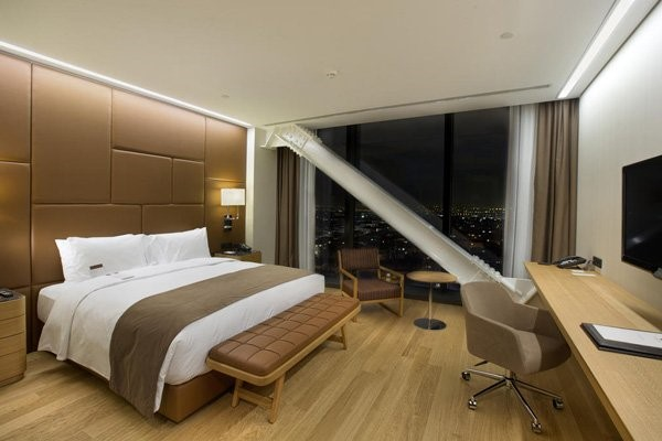 Top 4 Affordable Chain-Hotels in Istanbul Turkey