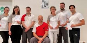 WingTsun Lehrgang in Groß Borstel 2021