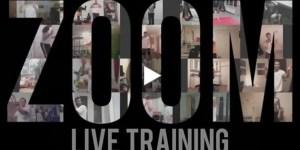 Live Training per Zoom 2021