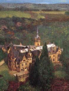 Schloss Langenzell - ehemalige Zentrale der EWTO