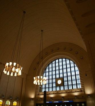 Helsinki to Karjaa to Fiskars ヘルシンキからフィスカルスへの行き方 電車でカルヤーまで