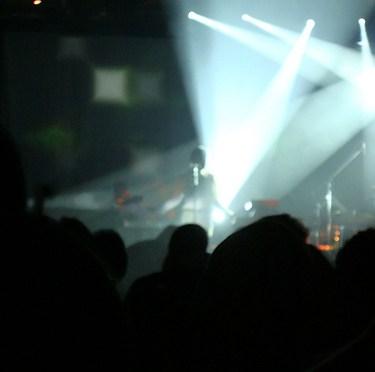 Fuji Rock Festival 10 night AIRのセクシー公演