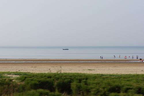 golden beach ゴールデンビーチです