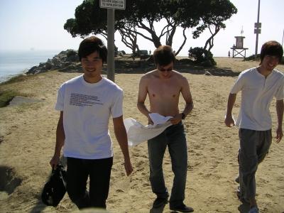 Laguna Beach 2003/10/23 ラグナビーチ