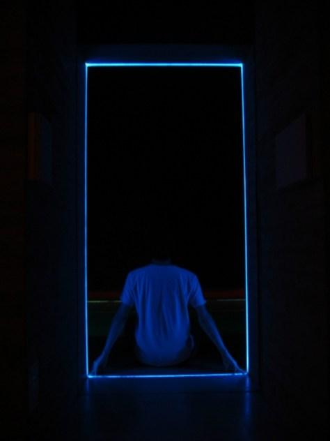 House Of Light / James Turrell Light Program 0715 ジェームズ・タレル 光の館 ライトプログラム