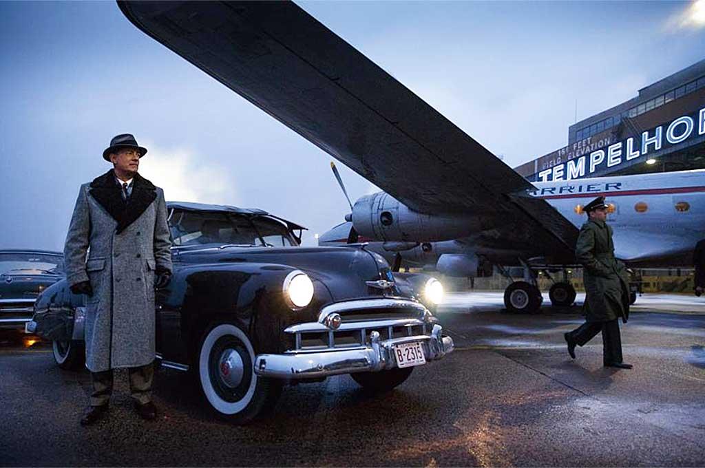 Bridge of Spies Starring: Tom Hanks, Mark Rylance, Alan Alda, Amy Ryan, Austin Stowell Directed by: Steven Spielberg