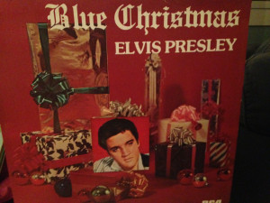 Elvis Presley's Blue Christmas: Recorded at the top of Elvis's game.