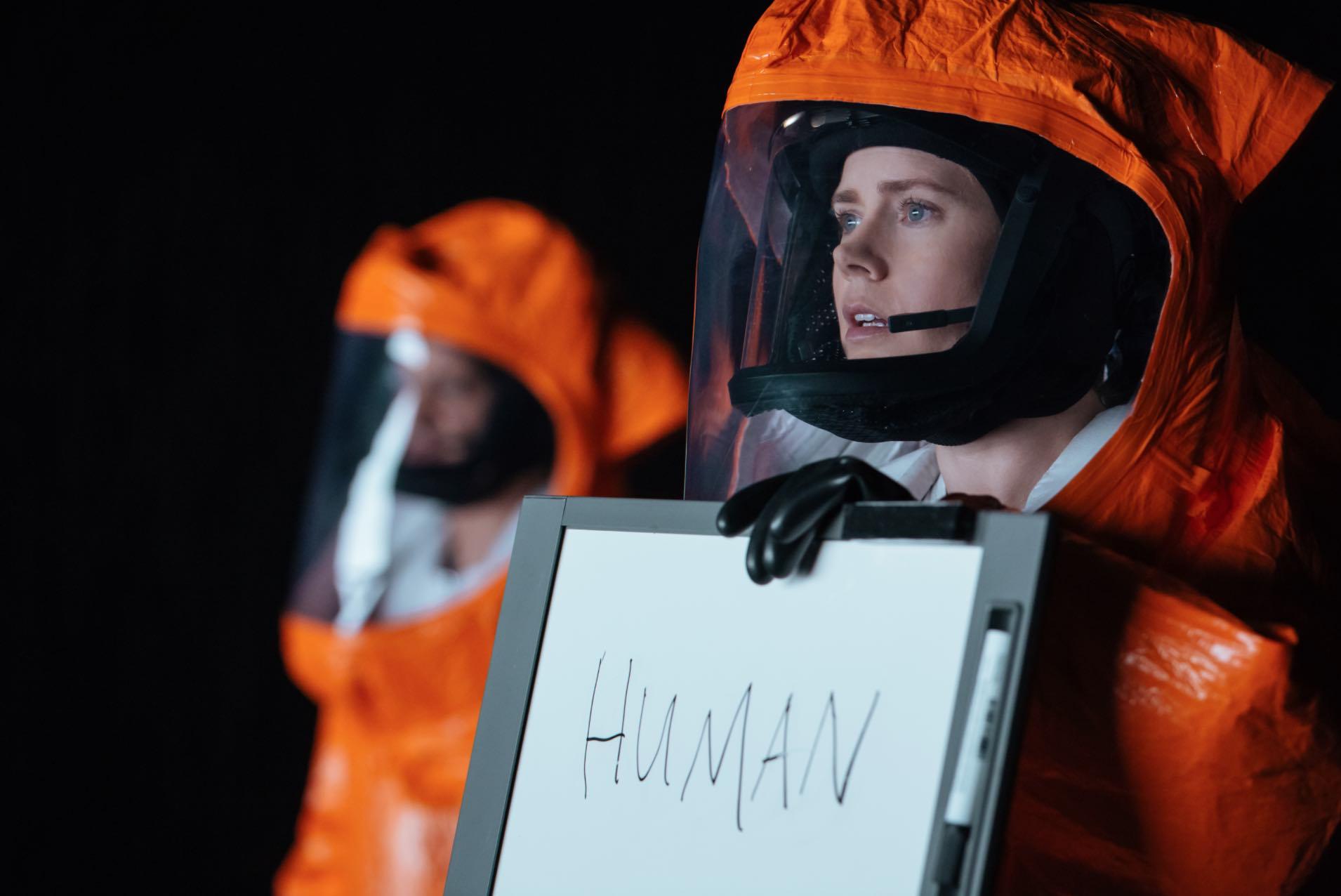 Amy Adams Arrival Denis Villeneuve