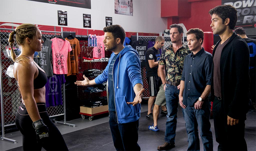Ari Gold's boys are back in Entourage