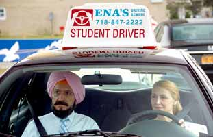 Ben Kingsley and Patricia Clarkson star in Learning to Drive, a new film by Isabel Coixet