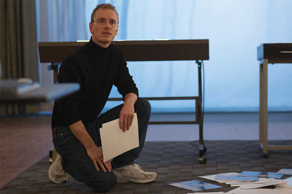 Michael Fassbender plays Apple Founder Steve Jobs