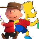 Charlie Brown Bart Simpson