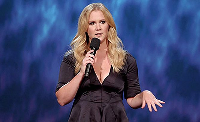Amy Schumer Standup Comedy #Apollo #HBO