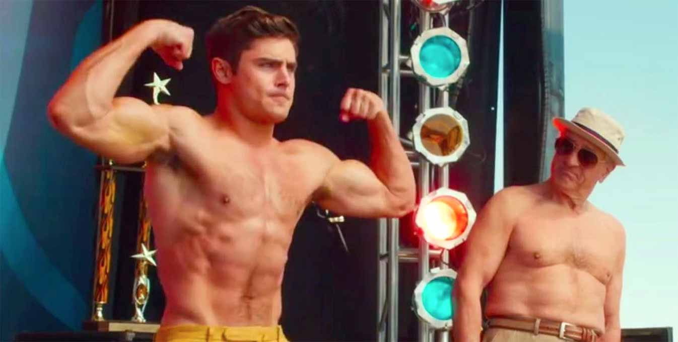 Robert De Niro Movie Zac Efron Comedy