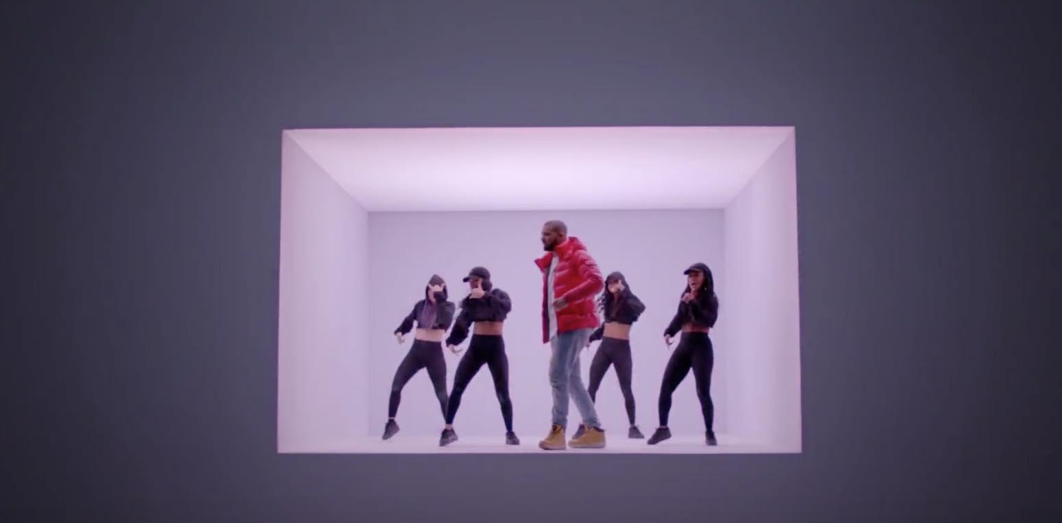 Drake in Hotline Bling
